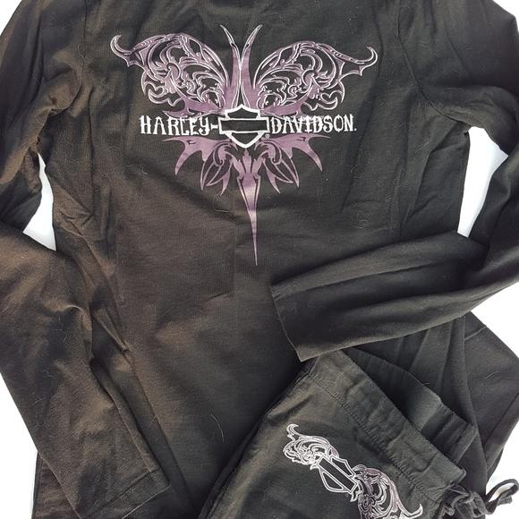 Harley Davidson PJ set